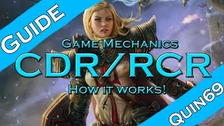 Diablo 3 - How CDR and RCR scales