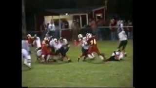Marshfield Football 2004 Highlights- 9 (Sparta)