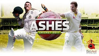 ASHES CRICKET 2017/18 GAME???