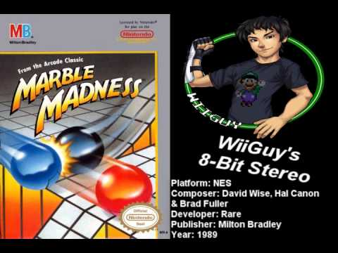 Marble Madness (NES) Soundtrack - 8BitStereo