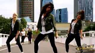 Charly Black & J Capri - Wine & Kotch choreo by Deimante (Gatves sokiai Vilniuje)