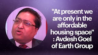 At present we are only in the affordable