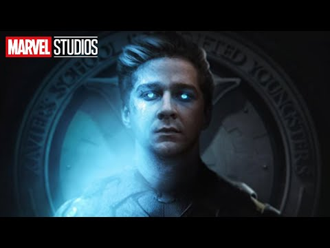 FIRST X-MEN CAST SHIA LaBEOUF AS ICEMAN IN THE MCU? Marvel Phase 4 Spider-Man 3 Ms Marvel Castings