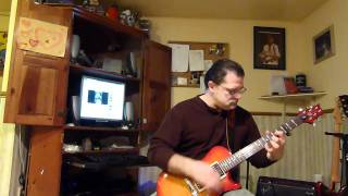 The Who - (Can You See?) The Real Me - guitar cover