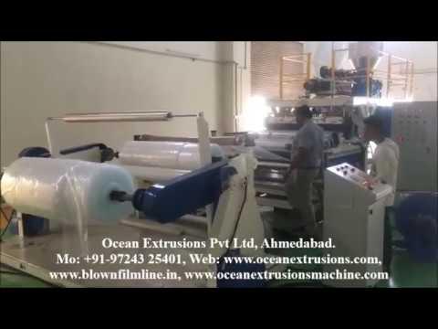 Automatic Air Bubble Sheet Making Machine Manufacturer