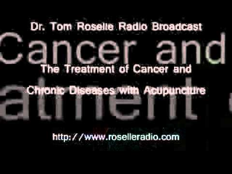 The Treatment of Cancer and Chronic Diseases with Acupuncture