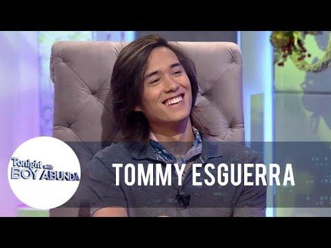 TWBA: Tommy clarifies his real score with Kaila Estrada
