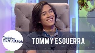 TWBA: Tommy clarifies his real score with Kaila Estrada
