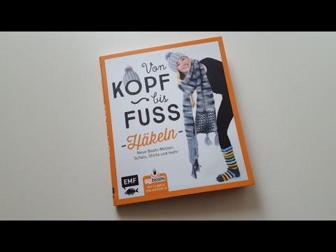 Myboshi Häkelbuch Von Kopf Bis Fuß Häkeln Häkelmädel Youtube