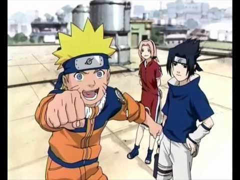 Naruto Opening 1