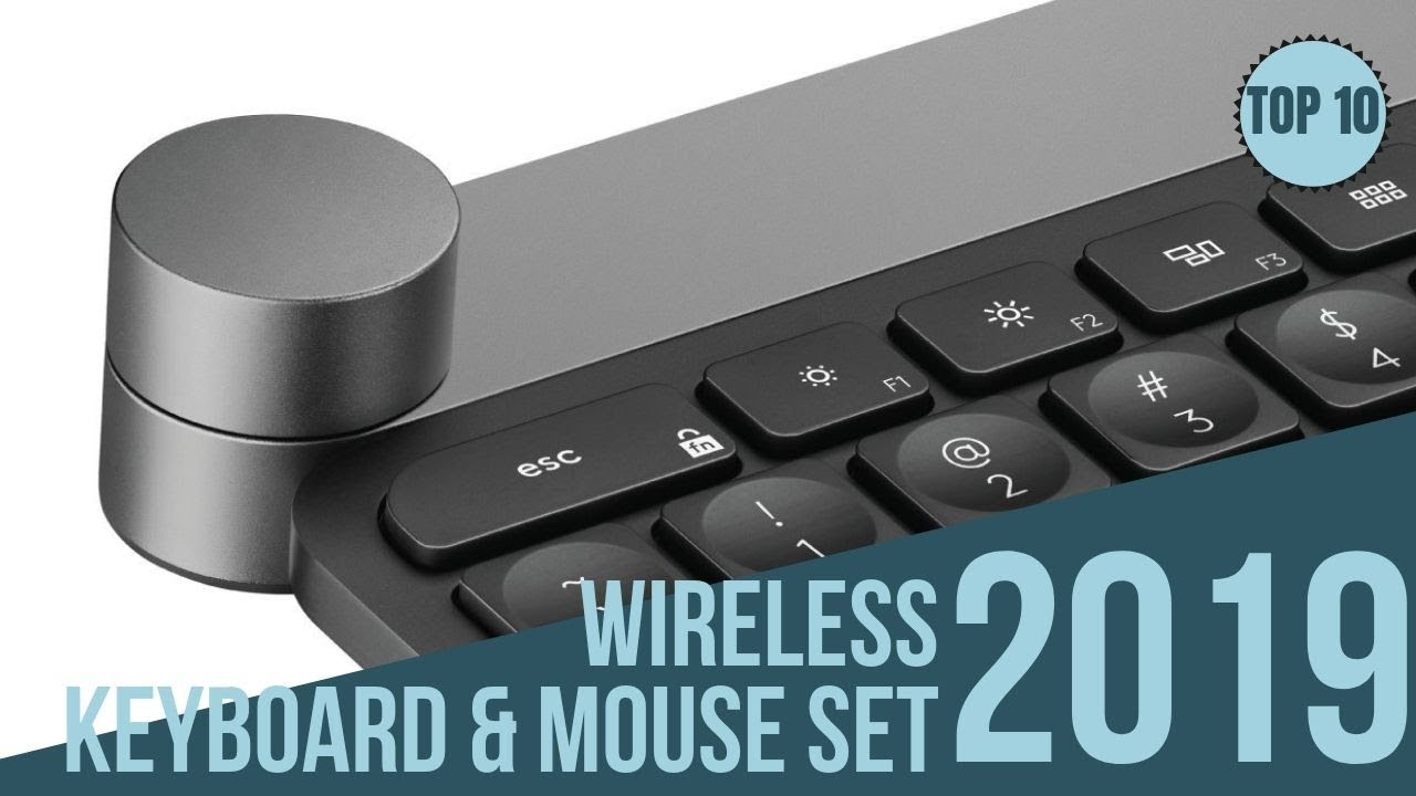 best selling 10 wireless keyboard and mouse combo of 2019 keyboard with touchpad youtube. Black Bedroom Furniture Sets. Home Design Ideas