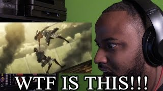 WTF IS THIS!!! Attack On Titan Season 3 Episode 12 *Reaction/Review*