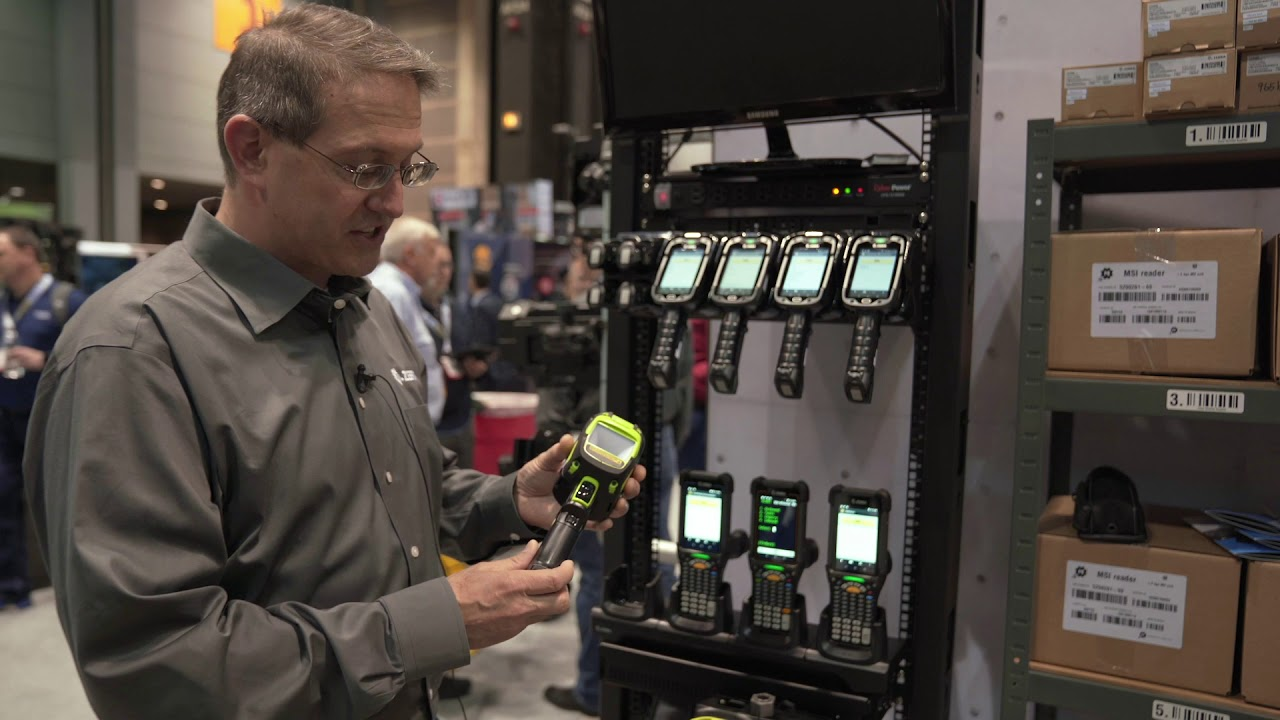 Zebra MC9300 & TC8300 New Features at Promat 2019