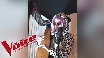 #TheVoiceALaMaison - Gustine reprend Djadja d'Aya Nakamura à la Harpe