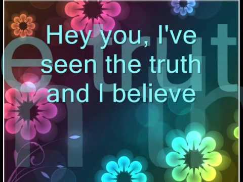 Jamie Grace-into Jesus lyrics