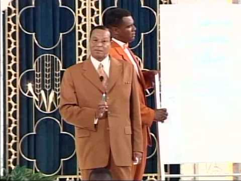 "Farrakhan Explains ""Israel"" in Bible - Story of Rebecca, Isaac, Esau, and Jacob (1 of 2)"