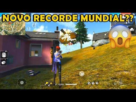 BLACKN444 FAZ O MAIOR RECORDE DE KILLS EM SQUAD NO FREE FIRE? NOVO RECORDE MUNDIAL?