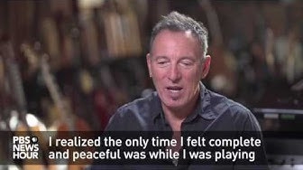 hqdefault - Bruce Springsteen Depression Medication