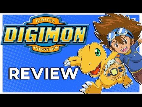 Digimon Adventure Review | Billiam
