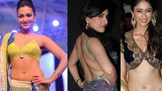Bollywood Hot Actresses Ramp Walk‬ Photos