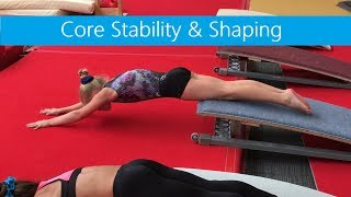 Core stability & Shaping