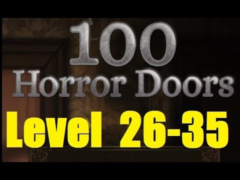 100 doors horror new level 26 35 100 for 100 doors door 35