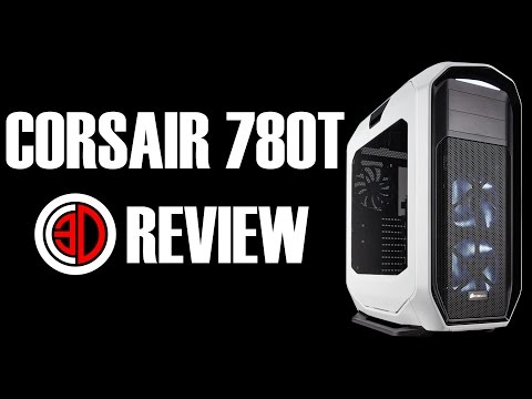 Corsair Graphite 780T Review
