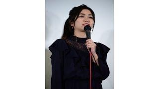 AKB48の田野優花(20)が2日、東京・丸の内TOEI2で行われ...