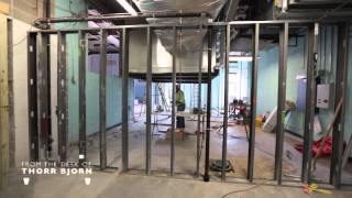 Thorr's Desk - Take A Construction Tour Of The Ryan Family Student-athlete Complex (july, 2013)
