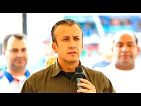 US blacklists Venezuelan vice president over drug trafficking suspicions
