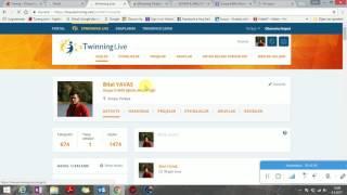 Konya İl MEM eTwinning Koordinatörlüğü eTwinning Giriş Eğitim
