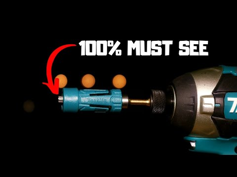 If you use and Impact Driver, you simply NEED TO SEE THIS TOOL!