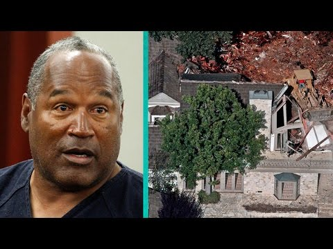 Knife Found on O.J. Simpson's Property Years Ago Just Now Comes to Light