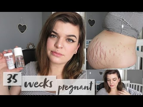 35 WEEKS PREGNANT! High Blood Pressure & New Medication