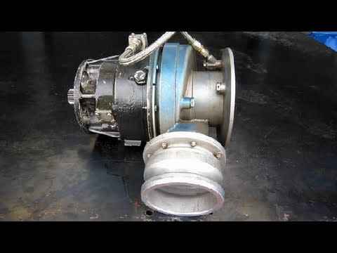 The Air Starter - Turbine Engines: A Closer Look