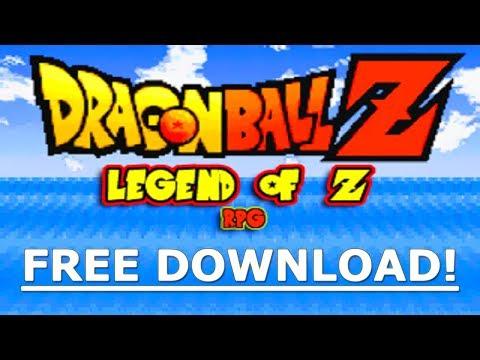 Dragon Ball Z: Legend Of Z RPG (FREE DOWNLOAD)