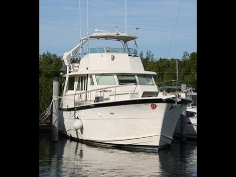 [UNAVAILABLE] Used 1973 Hatteras 58 in Key Largo, Florida