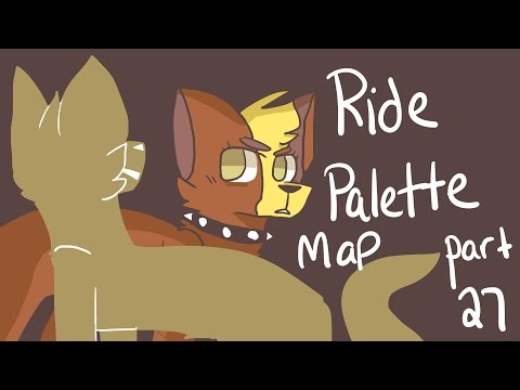 Ride palette map part 27