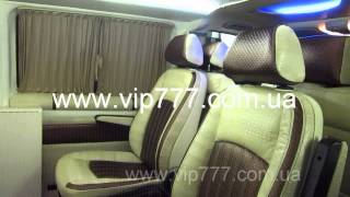 Переоборудование микроавтобуса Mercedes Vito(, 2013-02-17T22:22:39.000Z)