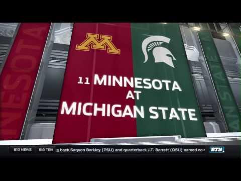 Minnesota at Michigan State - Men