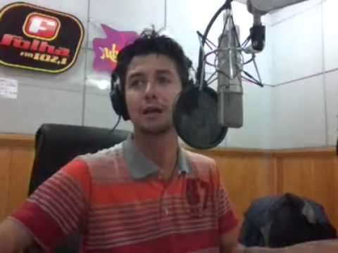 Anderson Luiz-Folha FM-Londrina-Paraná / LOUCOS POR RÁDIO