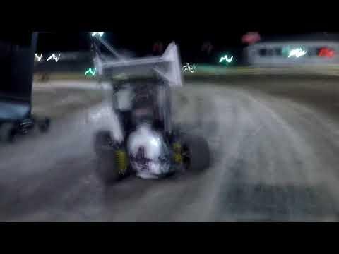 Lemoore Raceway 4/21/18 Jr Sprint Main GoPro