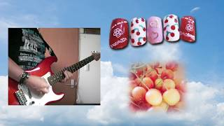 LINE BLOGGER めぐたん(vo)とCyakka(Gt)のカバー演奏動画です.