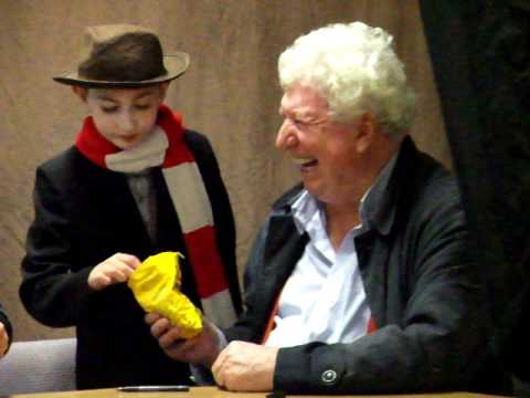 Young Tom Baker Tom Baker and the Jell...