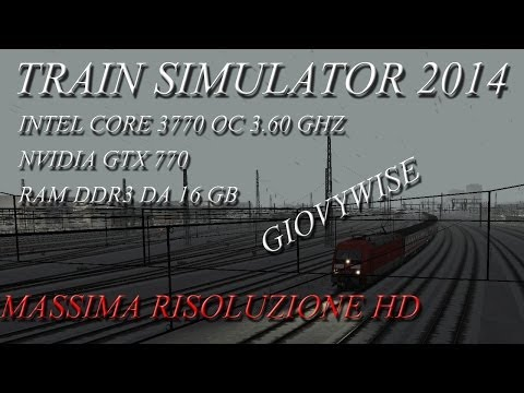 Train Simulator 2014 ep. 12 ITA - Pacific Surfliner  DLC 1°parte