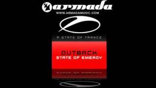 Outback - State Of Emergy (Original Mix)