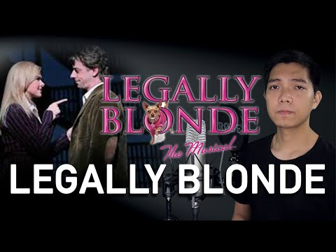 Legally Blonde (Emmett Part Only - Instrumental) - Legally Blonde The Musical