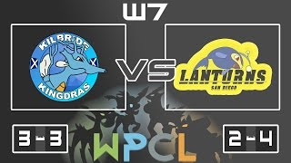 Kilbride Kingdras WPCL Week 7: vs San Diego Lanturns thumbnail