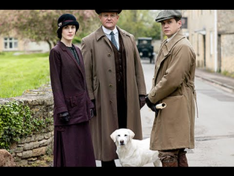 Downton Abbey Season 6 Episode 7 Review & After Show | AfterBuzz TV - YouTube