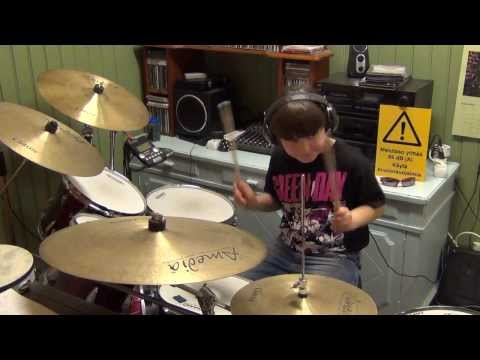 Green Day - Amanda - Drum Cover